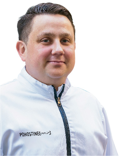 Petr Halák šéfkuchař Pohostince Monarch